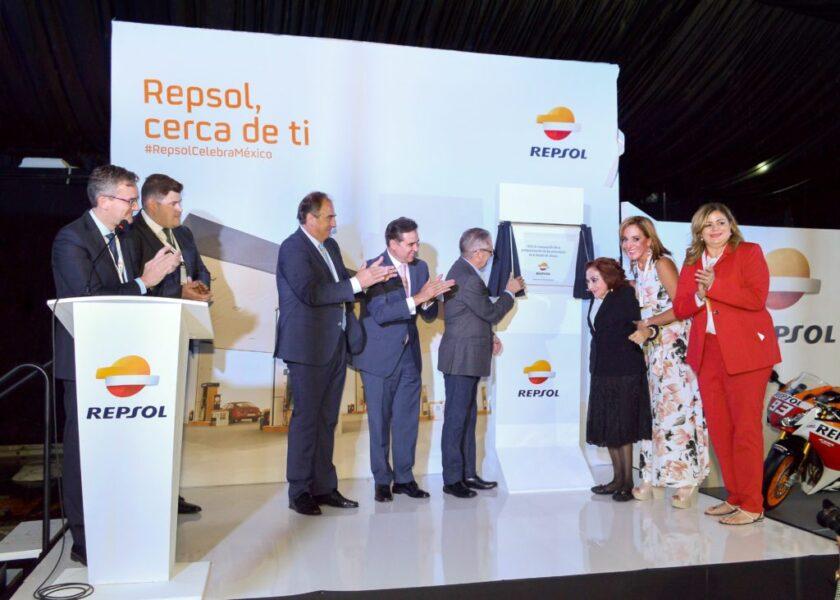 Repsol llega a 50 estaciones de servicio en México